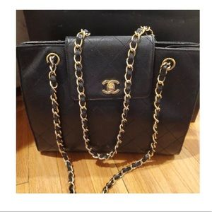CHANEL CHAINLINK BAG